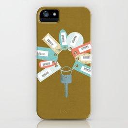Disloyal iPhone Case