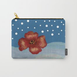 Coquelicot en mer Carry-All Pouch