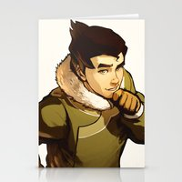 returns Stationery Cards featuring Bolin Returns by Caleb Thomas
