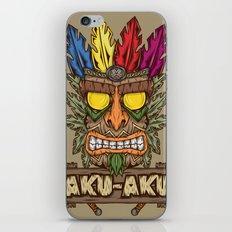 Aku-Aku (Crash Bandicoot) iPhone Skin