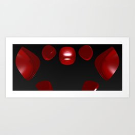 Hemofil Art Print