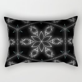 A Sprig of Sixes and Sevens  Rectangular Pillow