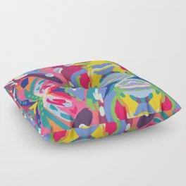 Splash Floor Pillow