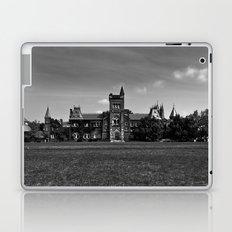 University College Main Building Toronto Canada Laptop & iPad Skin