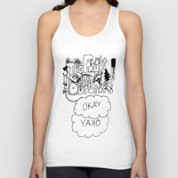 fault in our stars Tank Tops featuring The fault in our stars by Madwolf