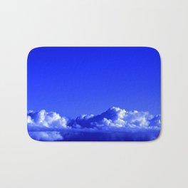 Frozen Sky XII Bath Mat