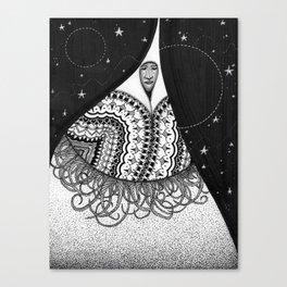 Widower's Walk Canvas Print