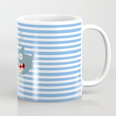 s for shark Mug