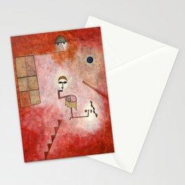 Paul Klee - Prestidigitator Stationery Cards