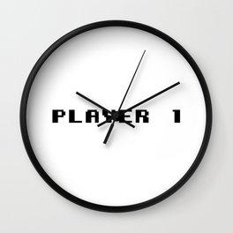 Player 1 Wall Clock