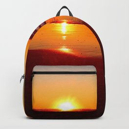 Sunset in the Sand Backpack