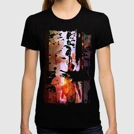 Her Infernal Exit T-shirt