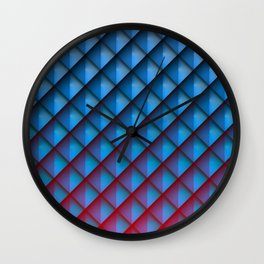 Magic Scales 01 Wall Clock