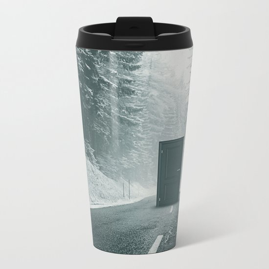 Middle Metal Travel Mug