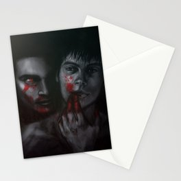 Till they howl no more Stationery Cards