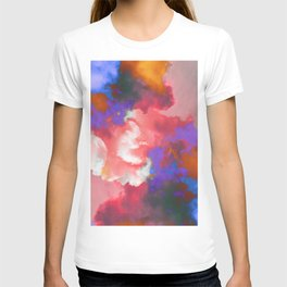 Ciel (Colorful clouds in the sky II) T-shirt