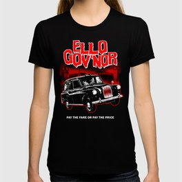 Ello Gov'nor! Regular Show T-shirt