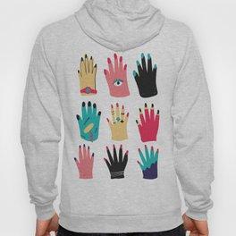 Hands Hoody