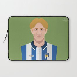 Tony Adcock Laptop Sleeve