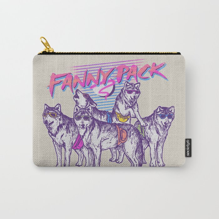 Fanny Pack Carry-All Pouch