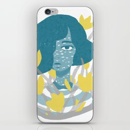 Tulip iPhone Skin