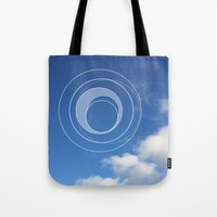 Sky Bubble Tote Bag
