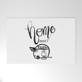HOME SWEET HOME RV CAMPER Welcome Mat