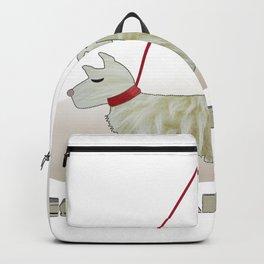 Westies are Besties 2 Backpack