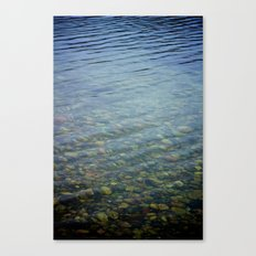 Beneath The Surface Canvas Print