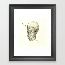 Impetuous Framed Art Print