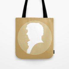 Sherlock in Yellow Tote Bag