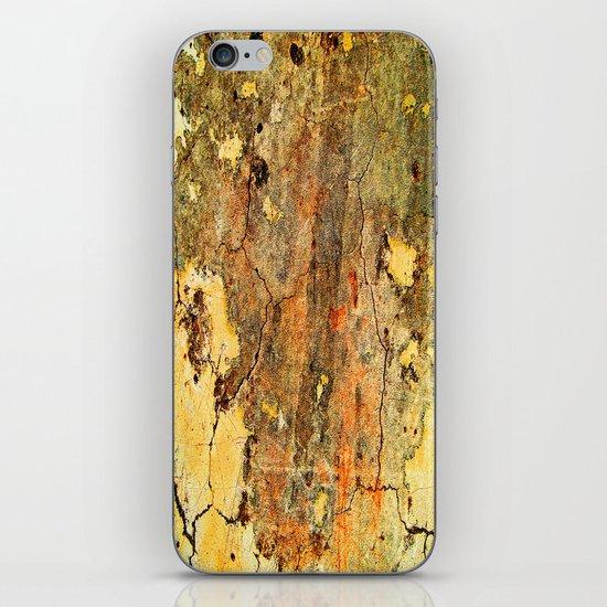 Cracked Wall iPhone Skin