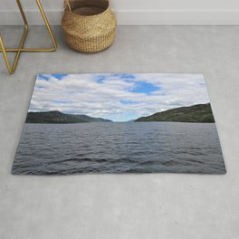 The Great Loch Ness Rug