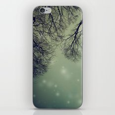 Alien Invader Trees iPhone & iPod Skin