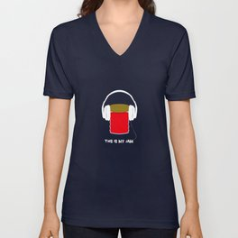 This is My Jam Unisex V-Neck