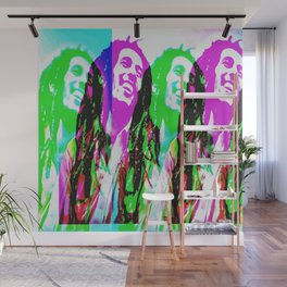 Marley's colors 2 Wall Mural