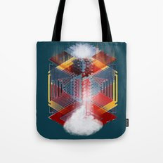The Bottomless Tower Tote Bag