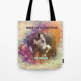 Make The Connection Tote Bag
