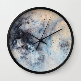 Entropy Ether Wall Clock