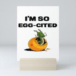 eggs for egg and chicken lovers Mini Art Print