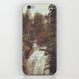 Shawangunk Mountains Waterfall iPhone Skin