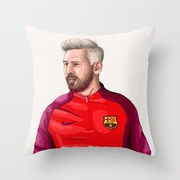 Amazing Messiah Throw Pillow