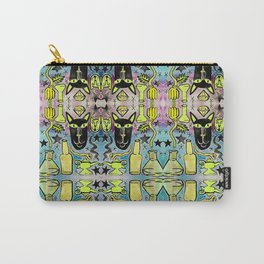 Bubbling Magic Potion & Black Cat Carry-All Pouch