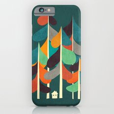 Cabin in the woods iPhone 6 Slim Case