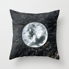 Reflections, Five Throw Pillow