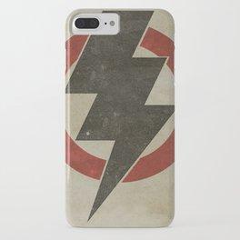 lightning strike zone iPhone Case