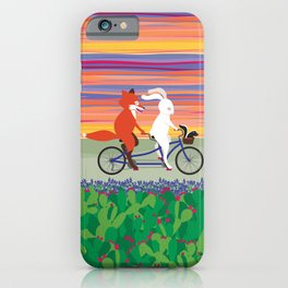 Hill Country Joyride iPhone Case