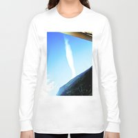 rare Long Sleeve T-shirts featuring Rare cloud. by Alejandra Triana Muñoz (Alejandra Sweet