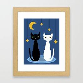 Hobbs & Luna Framed Art Print