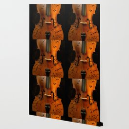 Cello bird music Wallpaper